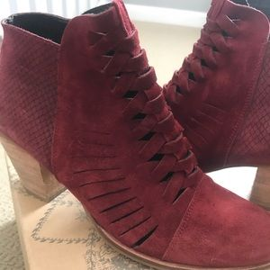Free people Loveland ankle boot